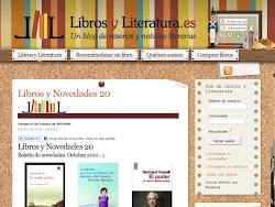 Libros y literatura