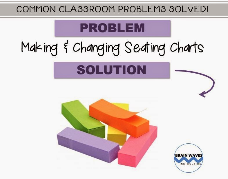 seating chart ideas, seating charts, solve classroom problems