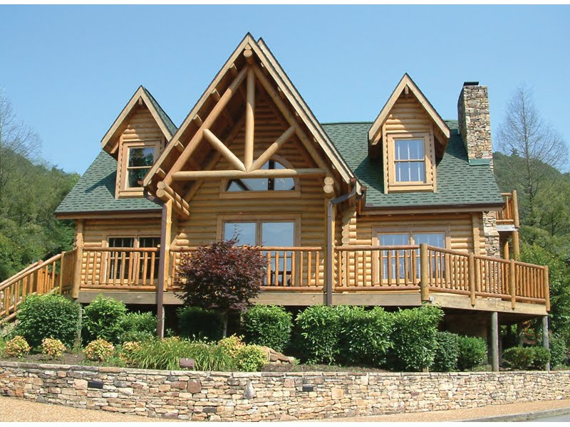 Build Or Remodel Your Own House How To Buy A Log Home