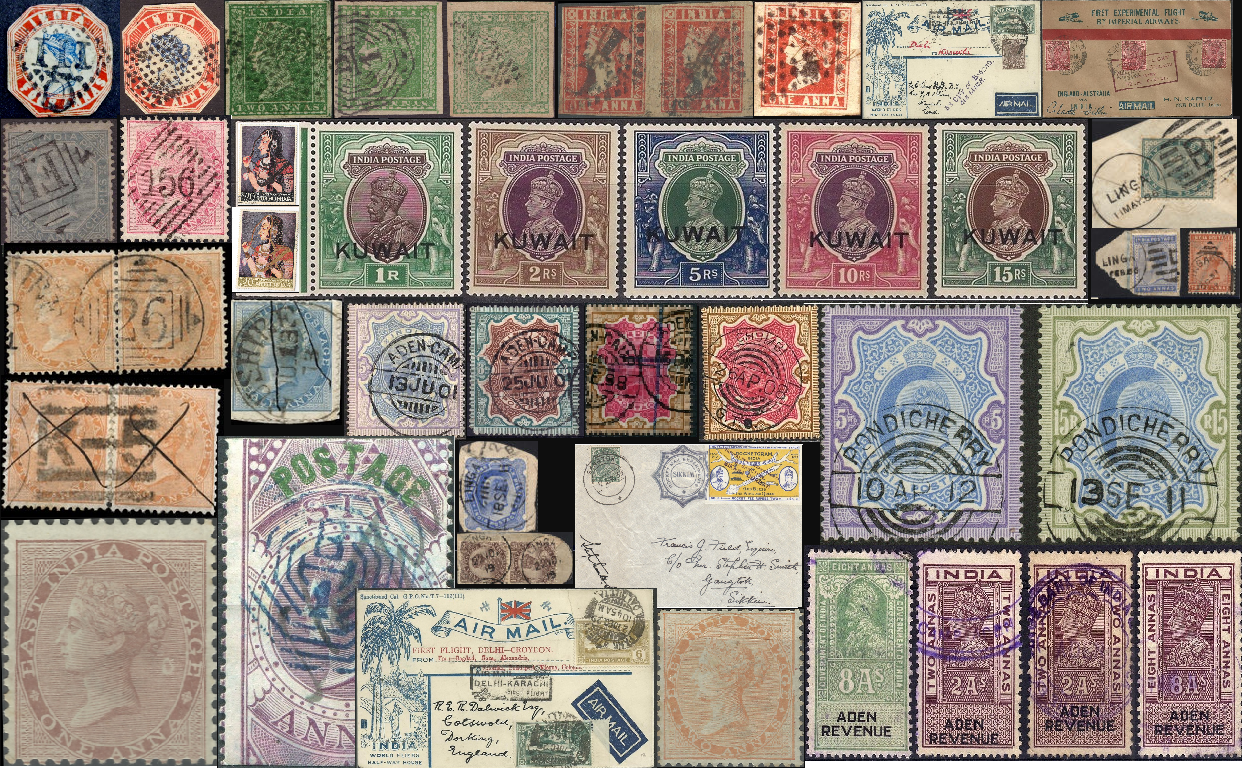 Classic Indian Stamps