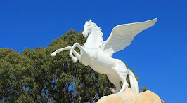 What the Winged Horse Reveals About the Water of the Holy Spirit