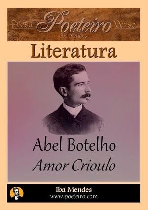 Amor Crioulo, de Abel Botelho