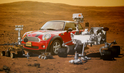 mars rover size-#9