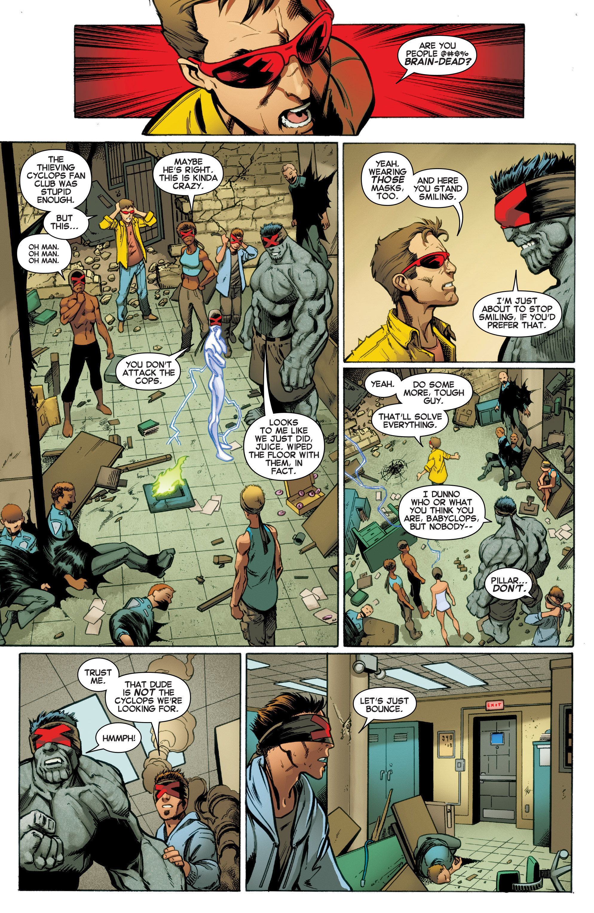 All-New X-Men (2016) Issue #3 #5 - English 4