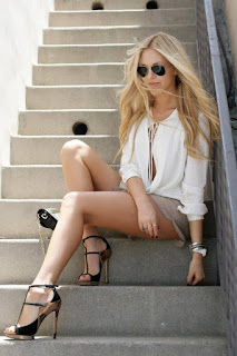 Style Inspirations For Girls With Long Legs 2