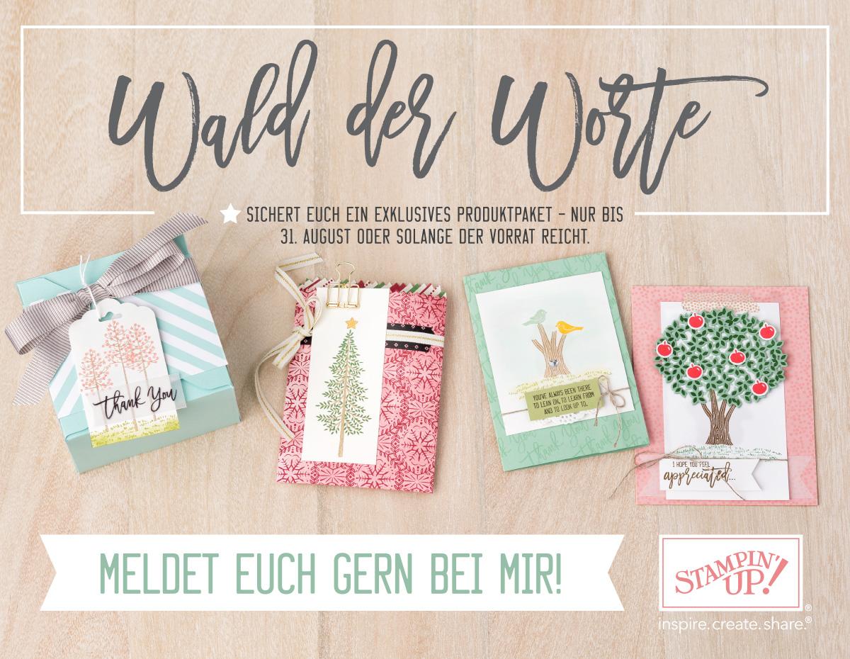 """Produktpaket """"Wald der Worte"""""""