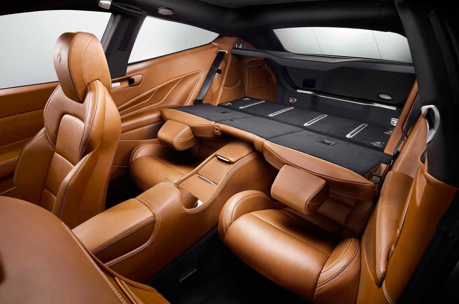 Ferrari Suv Ferrari Suv Interior