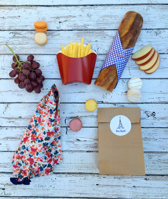 Fun French Lunchbox Idea | www.jacolynmurphy.com