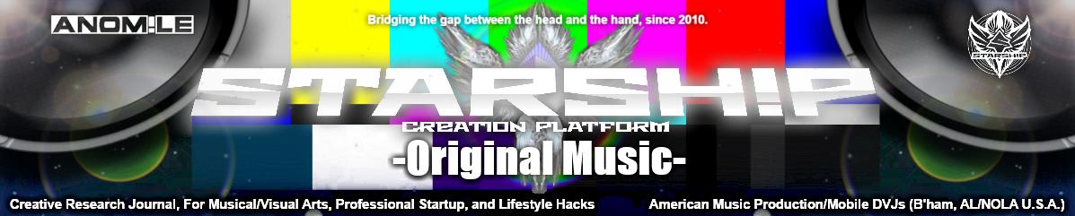 STARSH!P: Original Music