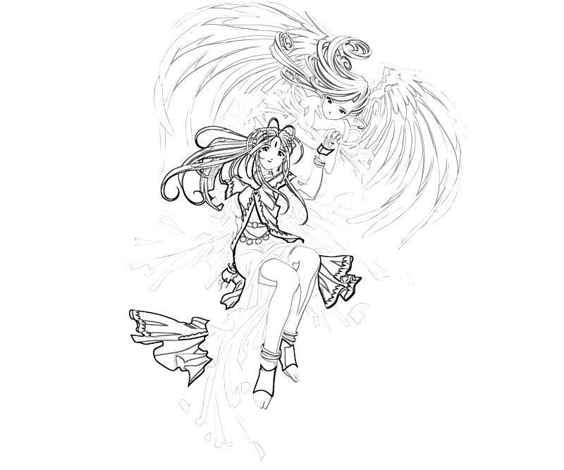 printable-belldandy-power-coloring-pages