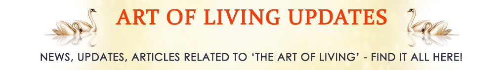 Art of Living Courses & Events Updates