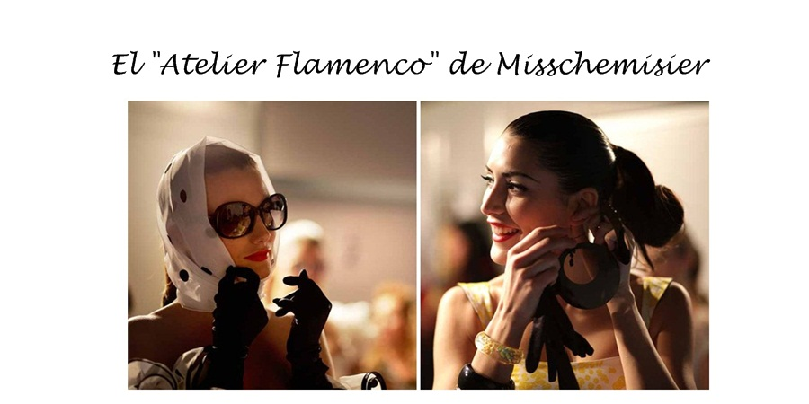 """""""El Atelier Flamenco""""  de Misschemisier"""