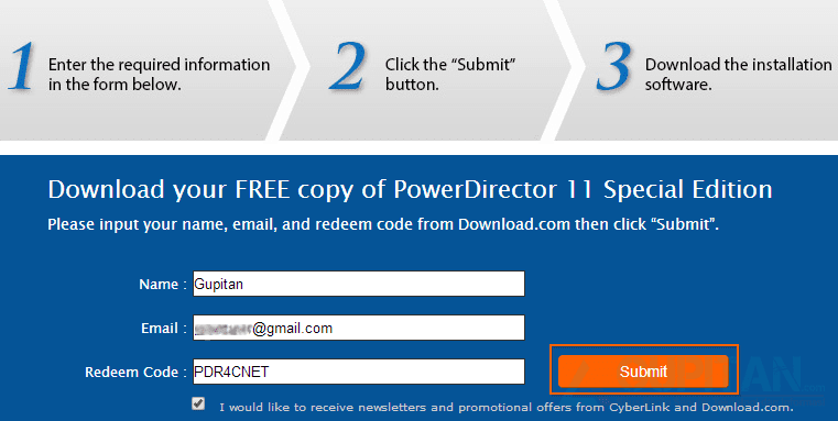 Download CyberLink PowerDirector 11 Special Edition 2