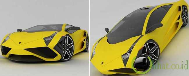 Lamborghini X Concept