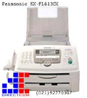 LASER FAX PANASONIC KX-FL613SN
