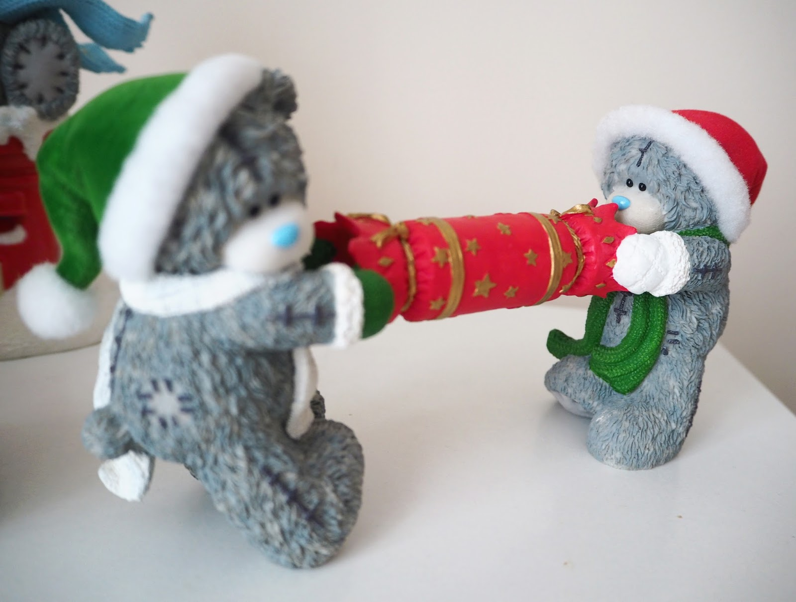 Christmas Me to You Bear Figurine Collection | Katie Kirk Loves