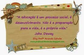Educação é a vida