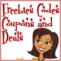 Freebies, Codes, Coupons and Deals