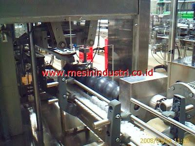 Jual mesin filling botol manual dan otomatis untuk industri minuman/beverages FILLER+AUTOMATION2