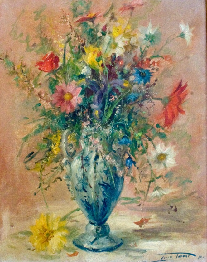 Tafuri Lucio 1941 | Italian painter