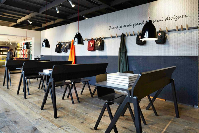 Merci store in Paris exhibition dedicated to Danish design
