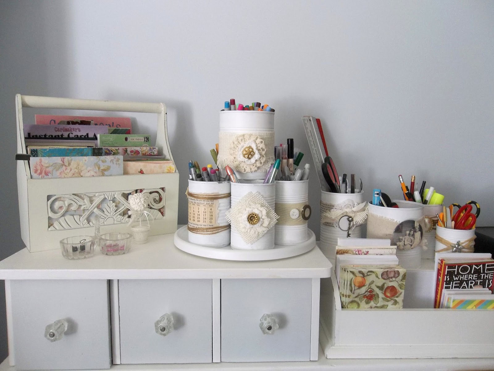 my creative space | vintage, paint and more