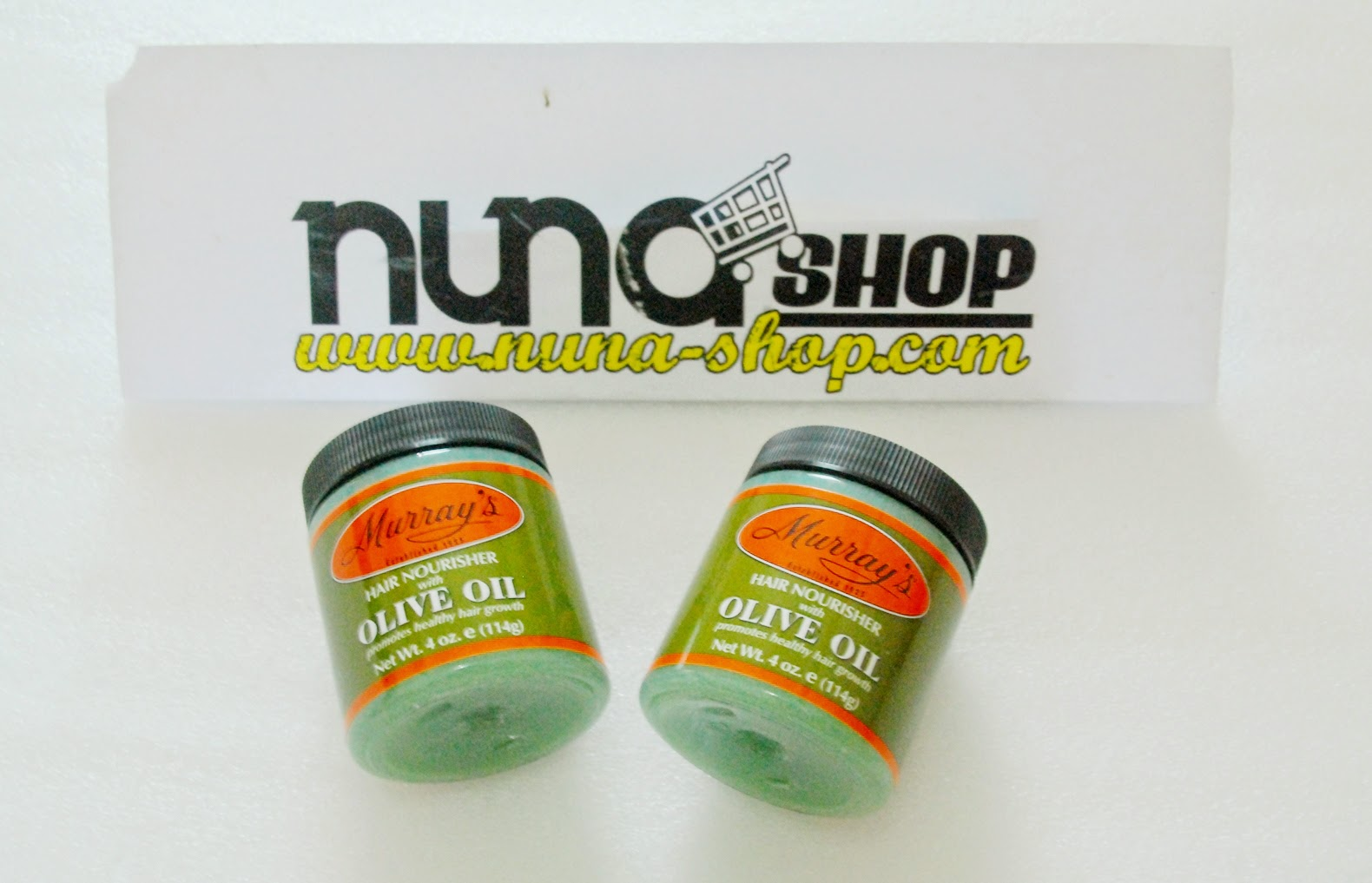 Online Shop Jual Murray's Hair Nourisher with Olive Oil