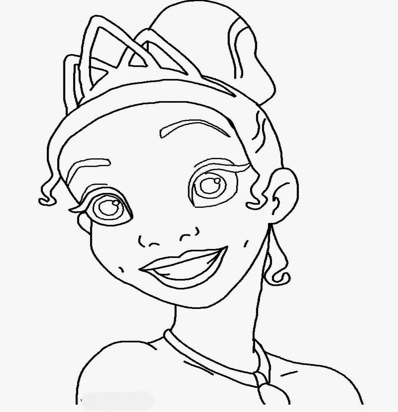 Disney Coloring Pages for Girls | Terrific Coloring Pages
