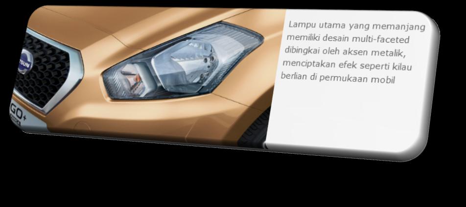 Design Lampu Utama