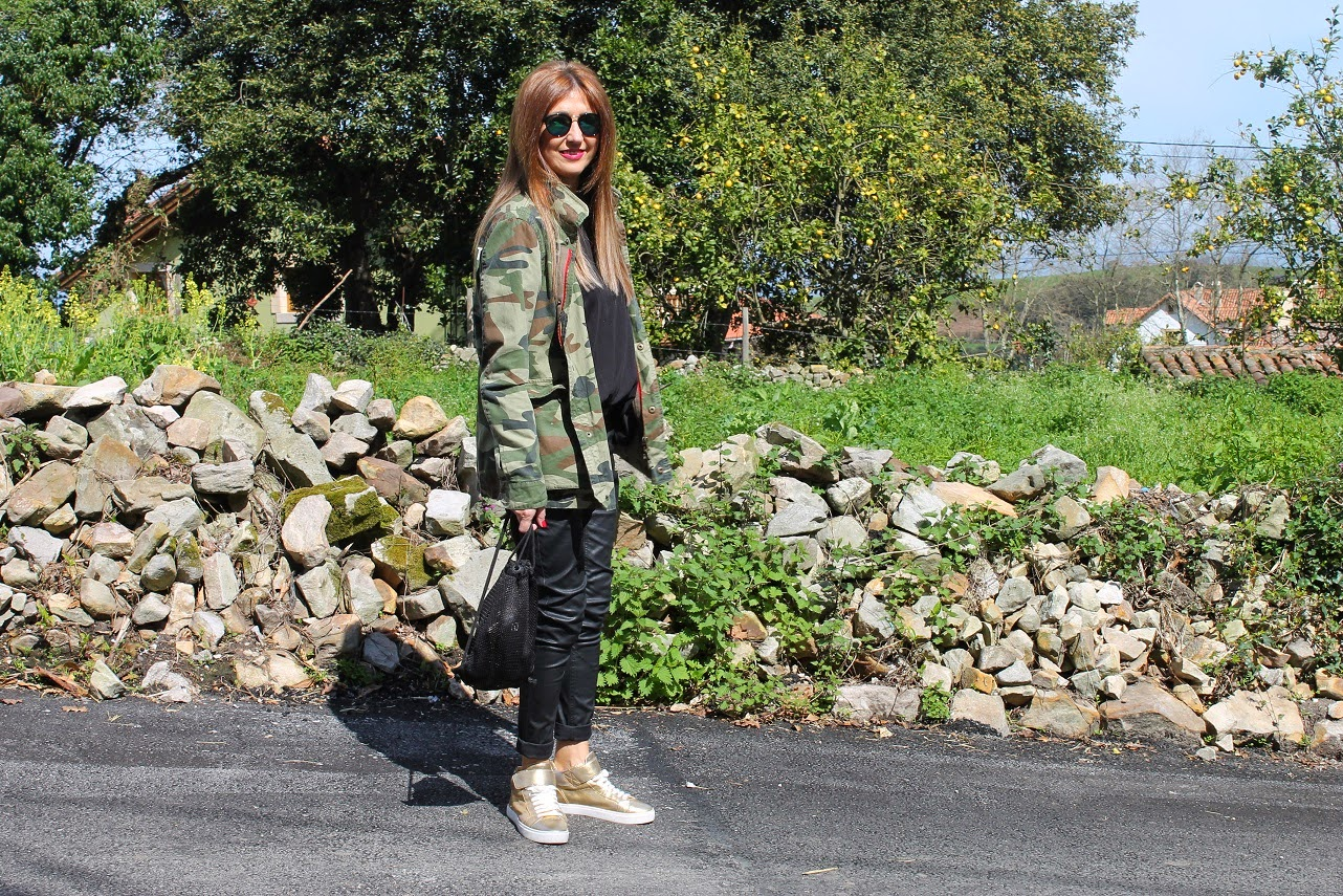 Carmen Hummer, Looks, Street Style, Fashion Blogger, Cool, Amazing, Pechón, Cantabria, Blog de Moda, Northwest