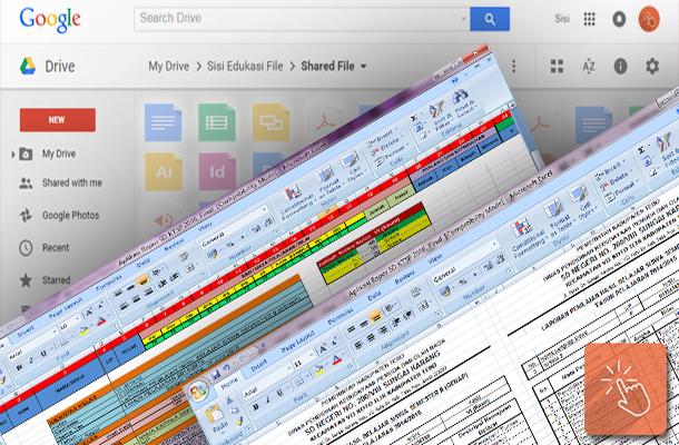Aplikasi Raport SD KTSP 2006 dengan Microsoft Excel