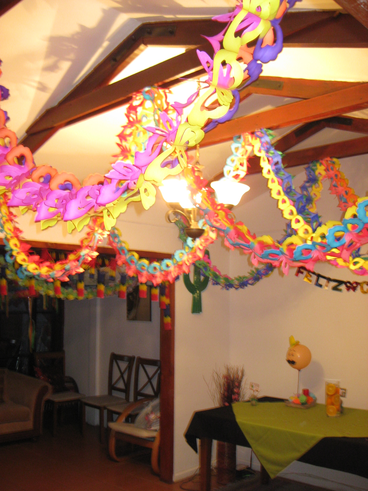 Decoraci n para fiesta mexicana pancho villa tu p rty for Adornos para decorar