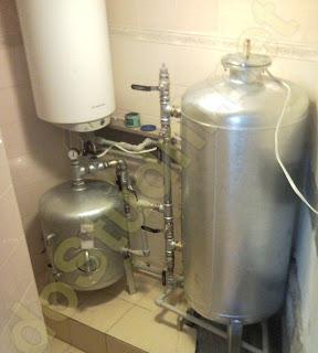 Montaż pomp, hydroforów i odżelaziaczy wody