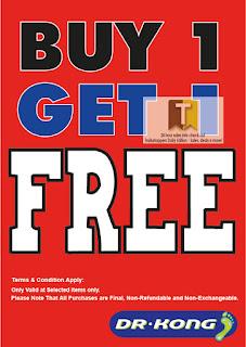 DR KONG Footwear Buy 1 Free 1 2012