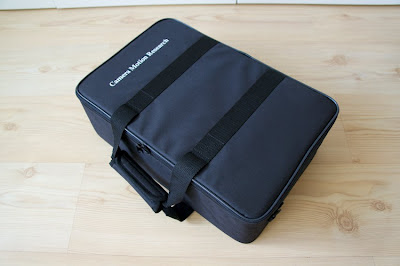 The Blackbird custom soft carrying case