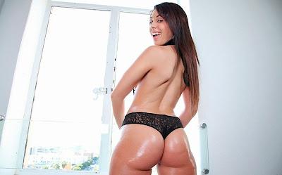 Natalie Nunez Naughty Round Ass indianudesi.com
