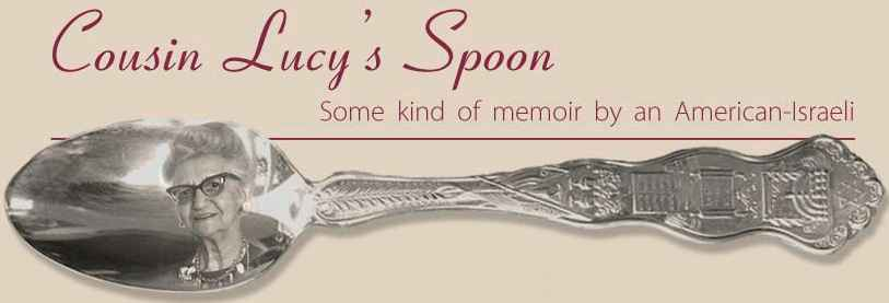 Cousin Lucy's Spoon