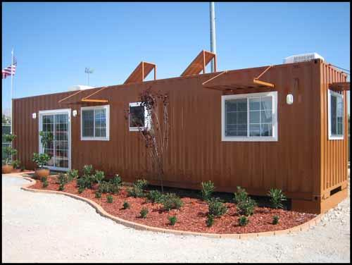 Texas container homes jesse c smith jr consultant very good single wide 40 39 - Container homes texas ...