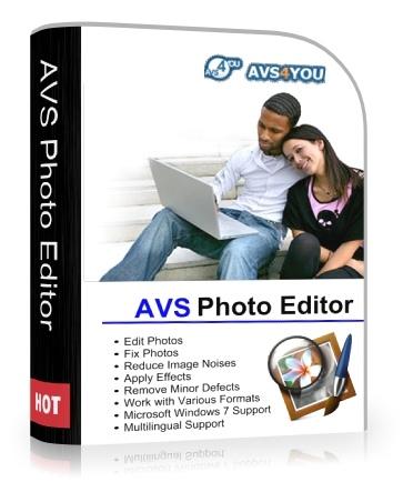 AVS Photo Editor 2.3.1.144