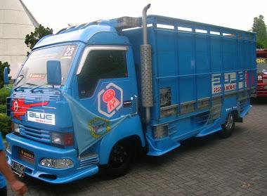 Truck Kontes Jepara