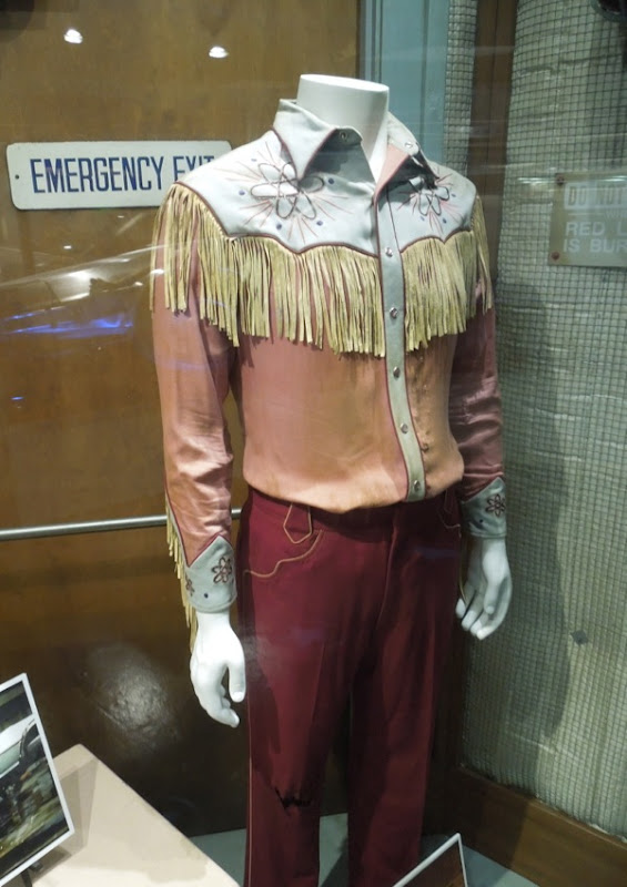 Michael J Fox Marty McFly Back to the Future III cowboy costume