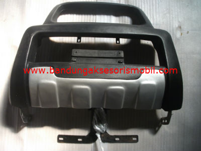 Bumper Small Model New Fortuner TERIOS