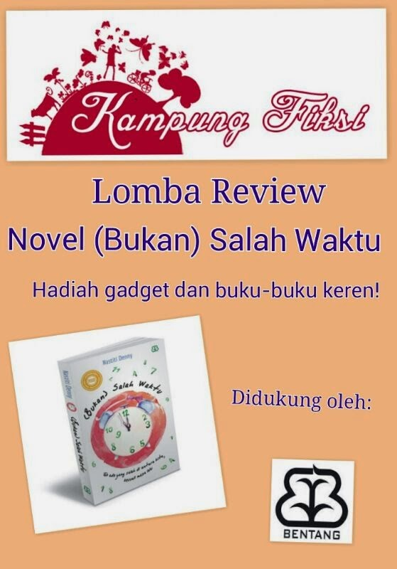 Lomba Review Novel (Bukan) Salah Waktu