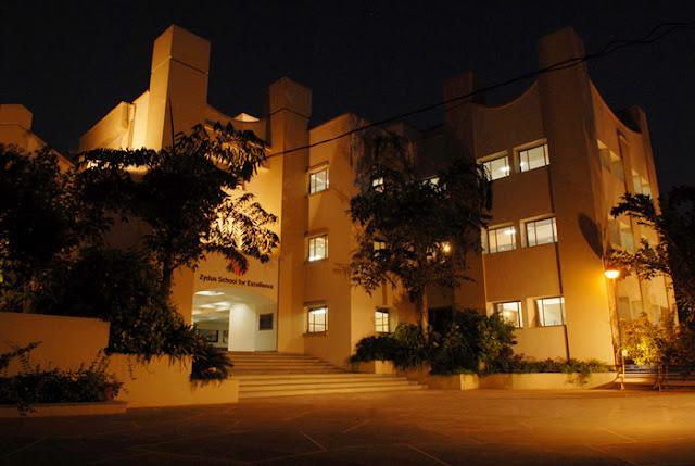 Zydus School Building