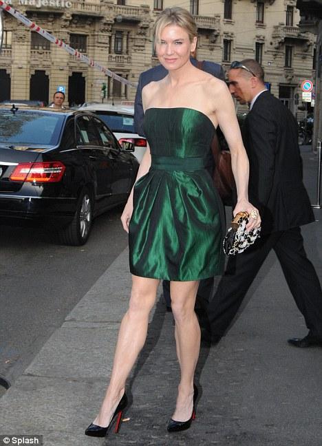 Renee zellweger una single in carriera Renee zellweger una single in carriera | Mottak
