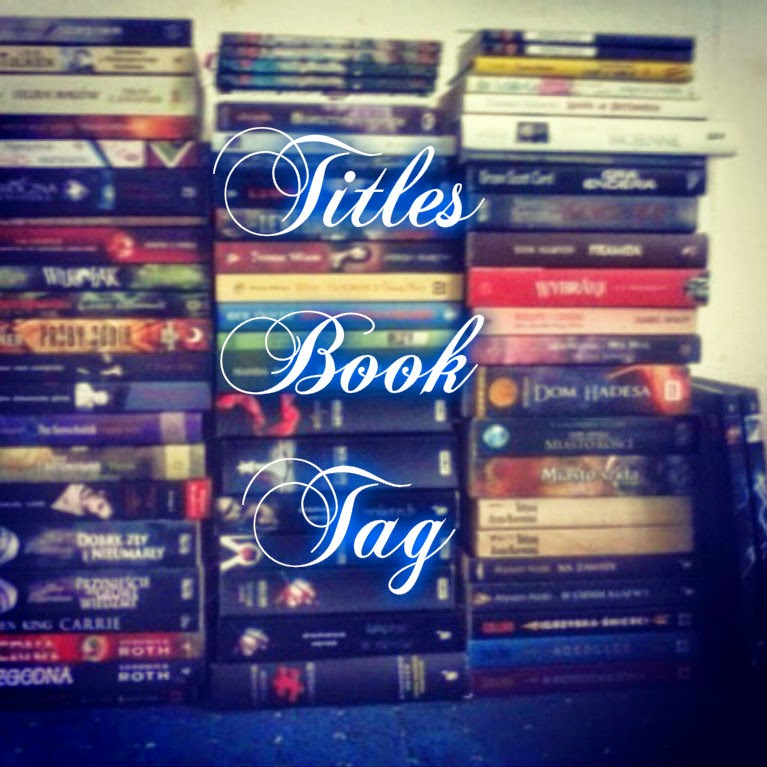 Titles Book TAG!!!
