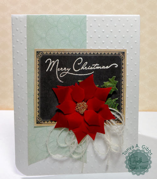 Merry Christmas Card Designs by Tonya A. Gibbs at Psychomoms.com  #card, #holiday, #Christmas, #marionsmithdesigns