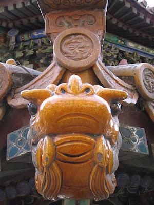 amarelo dragão cerâmica