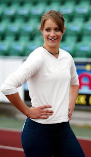 Christina Vukicevic Norwegian Hurdler