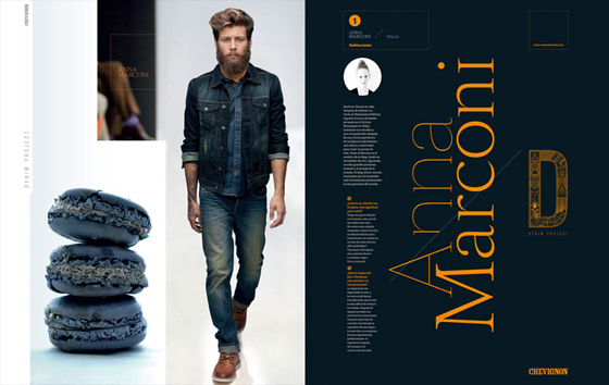 Denim Project Chevignon Concurso.